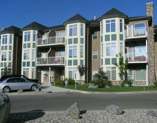 Photo 1: 103 248 SUNTERRA RIDGE Place: Cochrane Condo for sale : MLS®# C3295080