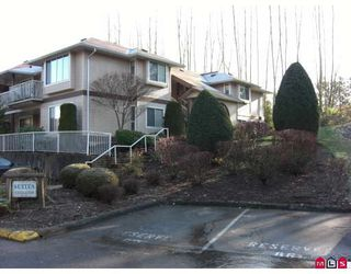 "Photo 1: 1206 1750 MCKENZIE Road in Abbotsford: Poplar Townhouse for sale in ""ALDERGLEN"" : MLS®# F2801314"