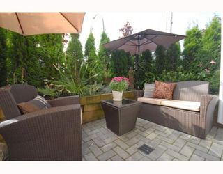 Photo 10: 2294 St. George Street in Vancouver: Mount Pleasant VE Townhouse for sale (Vancouver East)  : MLS®# V748597