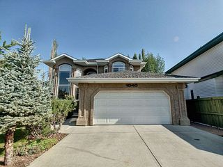 Main Photo: 1040 Holgate Place in Edmonton: Zone 14 House for sale : MLS®# E4167807