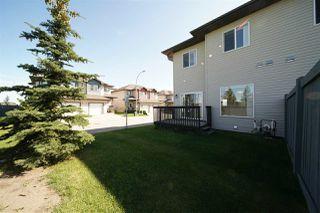 Photo 19: 10 16004 54 Street in Edmonton: Zone 03 House Half Duplex for sale : MLS®# E4168188
