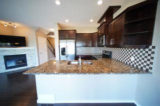 Photo 5: 10 16004 54 Street in Edmonton: Zone 03 House Half Duplex for sale : MLS®# E4168188