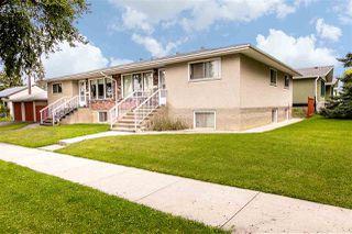 Main Photo: 8603 & 8605 80 Street in Edmonton: Zone 18 House Duplex for sale : MLS®# E4174276