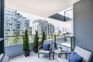 """Photo 15: 605 1688 PULLMAN PORTER Street in Vancouver: Mount Pleasant VE Condo for sale in """"NAVIO AT THE CREEK"""" (Vancouver East)  : MLS®# R2416490"""