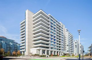 """Photo 3: 605 1688 PULLMAN PORTER Street in Vancouver: Mount Pleasant VE Condo for sale in """"NAVIO AT THE CREEK"""" (Vancouver East)  : MLS®# R2416490"""