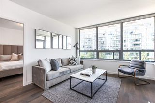 """Photo 4: 605 1688 PULLMAN PORTER Street in Vancouver: Mount Pleasant VE Condo for sale in """"NAVIO AT THE CREEK"""" (Vancouver East)  : MLS®# R2416490"""