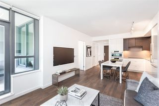 """Photo 7: 605 1688 PULLMAN PORTER Street in Vancouver: Mount Pleasant VE Condo for sale in """"NAVIO AT THE CREEK"""" (Vancouver East)  : MLS®# R2416490"""