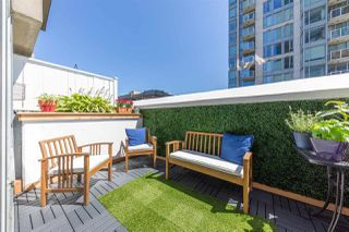 """Photo 16: TH15 63 KEEFER Place in Vancouver: Downtown VW Townhouse for sale in """"EUROPA"""" (Vancouver West)  : MLS®# R2477019"""