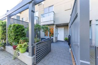 """Photo 2: TH15 63 KEEFER Place in Vancouver: Downtown VW Townhouse for sale in """"EUROPA"""" (Vancouver West)  : MLS®# R2477019"""
