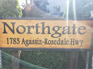 """Photo 9: 129 1783 AGASSIZ-ROSEDALE Highway: Agassiz Condo for sale in """"Northgate"""" : MLS®# R2477166"""