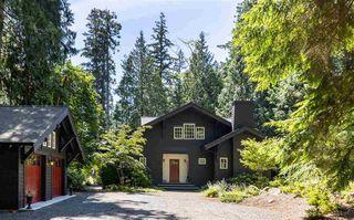 "Main Photo: 1749 EMILY Lane: Bowen Island House for sale in ""KING EDWARD BAY"" : MLS®# R2477571"