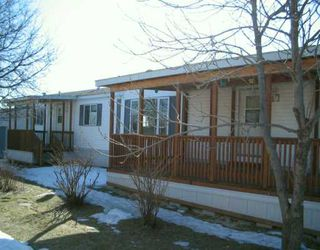 Photo 2: 7 SILVERDALE Crescent in Winnipeg: St Vital Mobile Home for sale (South East Winnipeg)  : MLS®# 2604314