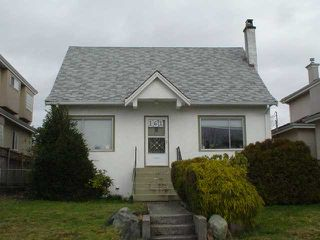 Main Photo: 161 W 44TH AV in Vancouver: Oakridge VW House for sale (Vancouver West)  : MLS®# V876651