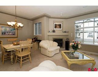 "Photo 4: 31 16760 61ST Avenue in Surrey: Cloverdale BC Townhouse for sale in ""Harvest Landing"" (Cloverdale)  : MLS®# F2729006"