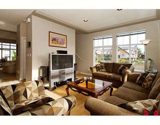 "Photo 5: 31 16760 61ST Avenue in Surrey: Cloverdale BC Townhouse for sale in ""Harvest Landing"" (Cloverdale)  : MLS®# F2729006"