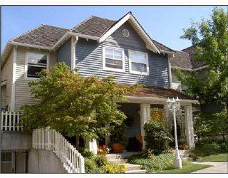 "Photo 1: 18 1700 56TH Street in Tsawwassen: Beach Grove Townhouse for sale in ""THE PILLARS"" : MLS®# V686451"