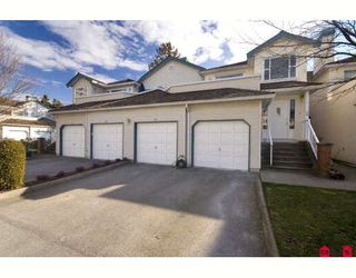 "Photo 1: 38 10038 150TH Street in Surrey: Guildford Townhouse for sale in ""Mayfield Green"" (North Surrey)  : MLS®# F2805035"