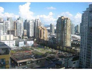 "Photo 3: 1806 1255 SEYMOUR Street in Vancouver: Downtown VW Condo for sale in ""ELAN"" (Vancouver West)  : MLS®# V693622"