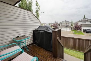 Photo 33: 41 171 BRINTNELL Boulevard in Edmonton: Zone 03 Townhouse for sale : MLS®# E4210041