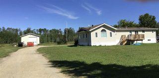 Main Photo: 4716- Flats Road: Whitecourt House for sale : MLS®# E4211479
