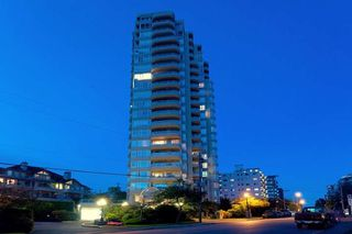 """Main Photo: 1403 2203 BELLEVUE Avenue in West Vancouver: Dundarave Condo for sale in """"Bellevue Place"""" : MLS®# R2508003"""