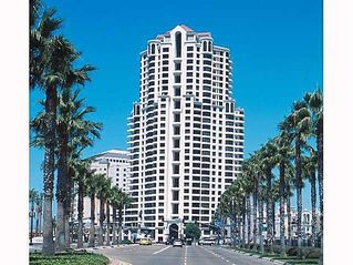 Photo 1: DOWNTOWN All Other Attached for sale : 1 bedrooms : 700 W Harbor Dr # 806 in San Diego