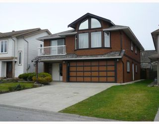 Photo 1: 11580 WARESLEY Street in Maple_Ridge: Southwest Maple Ridge House for sale (Maple Ridge)  : MLS®# V695249