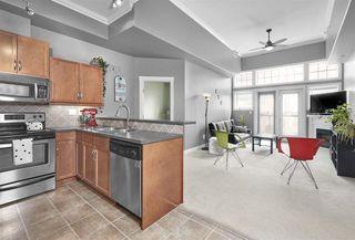 Photo 10: 405 10121 80 Avenue in Edmonton: Zone 17 Condo for sale : MLS®# E4166080