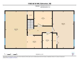 Photo 29: 11903 66 Street NW in Edmonton: Zone 06 House for sale : MLS®# E4166519