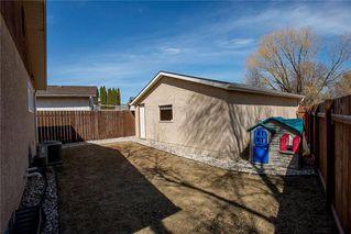 Photo 31: 51 Sandrington Drive in Winnipeg: River Park South Residential for sale (2E)  : MLS®# 202008929