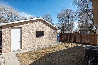 Photo 33: 51 Sandrington Drive in Winnipeg: River Park South Residential for sale (2E)  : MLS®# 202008929