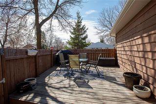 Photo 29: 51 Sandrington Drive in Winnipeg: River Park South Residential for sale (2E)  : MLS®# 202008929