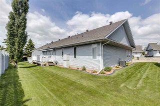Photo 33: 29 65 CRANFORD Drive: Sherwood Park House Half Duplex for sale : MLS®# E4202679