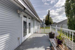 Photo 34: 29 65 CRANFORD Drive: Sherwood Park House Half Duplex for sale : MLS®# E4202679