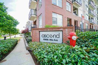 "Photo 2: 204 15956 86A Avenue in Surrey: Fleetwood Tynehead Condo for sale in ""ASCEND"" : MLS®# R2470176"