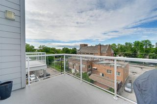 Photo 16: 405 10030 83 Avenue in Edmonton: Zone 15 Condo for sale : MLS®# E4205494
