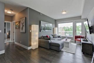 Photo 12: 405 10030 83 Avenue in Edmonton: Zone 15 Condo for sale : MLS®# E4205494