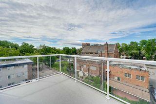 Photo 24: 405 10030 83 Avenue in Edmonton: Zone 15 Condo for sale : MLS®# E4205494