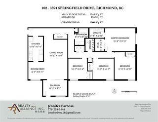 Photo 12: 102 3391 SPRINGFIELD DRIVE in Richmond: Steveston North Condo for sale : MLS®# R2481877