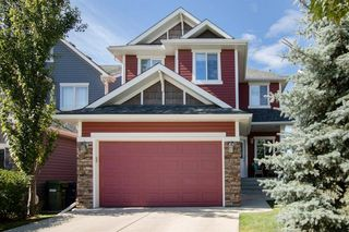 Photo 1: 947 BAYSIDE Drive SW: Airdrie Detached for sale : MLS®# A1030413