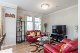 """Photo 8: 17 1135 EWEN Avenue in New Westminster: Queensborough Townhouse for sale in """"ENGLISH MEWS"""" : MLS®# R2495397"""
