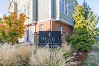 """Photo 2: 17 1135 EWEN Avenue in New Westminster: Queensborough Townhouse for sale in """"ENGLISH MEWS"""" : MLS®# R2495397"""