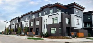 Main Photo: 206 830 78 Street SW in Calgary: West Springs Row/Townhouse for sale : MLS®# A1047326