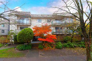 "Main Photo: 107 550 E 7TH Avenue in Vancouver: Mount Pleasant VE Condo for sale in ""CAROLINA MANOR"" (Vancouver East)  : MLS®# R2519263"