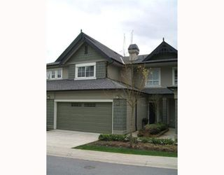 "Photo 1: 3 2978 WHISPER Way in Coquitlam: Westwood Plateau Townhouse for sale in ""WHISPER RIDGE"" : MLS®# V643247"