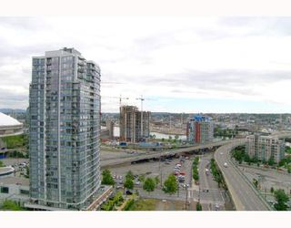 "Photo 9: 1805 989 BEATTY Street in Vancouver: Downtown VW Condo for sale in ""NOVA"" (Vancouver West)  : MLS®# V662596"