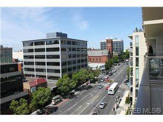 Photo 9: 807 708 Burdett Avenue in VICTORIA: Vi Downtown Condo Apartment for sale (Victoria)  : MLS®# 288510