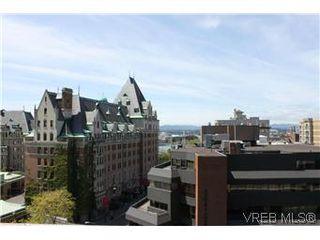 Photo 8: 807 708 Burdett Avenue in VICTORIA: Vi Downtown Condo Apartment for sale (Victoria)  : MLS®# 288510