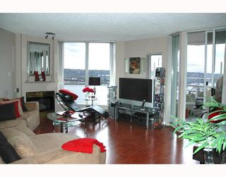 "Photo 2: 1606 69 JAMIESON Court in New_Westminster: Fraserview NW Condo for sale in ""PALACE QUAY"" (New Westminster)  : MLS®# V687506"