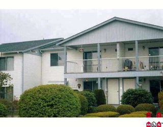 "Main Photo: 250 32691 GARIBALDI Drive in Abbotsford: Abbotsford West Townhouse for sale in ""Carriage Lane"""